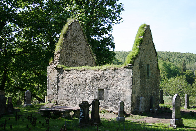 Kilmorie Chapel: completed works.
