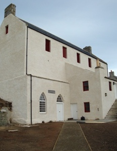 Salmon Bothy, Portsoy - Aberdeenshire Design Awards 2010 Ian Shepherd Award