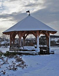 Ellon Pavilion  Aberdeenshire Design Awards Commended in Rural Landscape Design