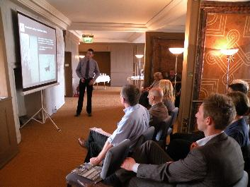 CPD Seminar event for Kirkcaldy