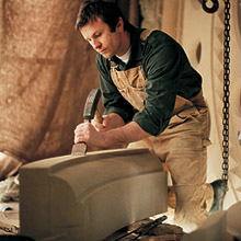 Steven Laing, National Winner of Country Living Magazine's The Balvenie Artisan of the Year 2007.