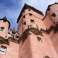 Craigievar Castle - Alford - Traditional Lime Harling and Lime Wash