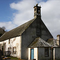 Cromarty East Church - Inverness-shire - Lime Plastering and Lime Plaster Conservation