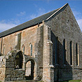 Fearn Abbey - Moray - Stone Indenting and Replacement Stone