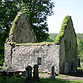 Kilmorie Chapel - Argyll - Monuments and Memorials