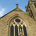 Larbert East Church - Larbert - Stone Dressing, Stone Carving and Stone Fixing