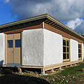 Sunnyside Croft Studio - Near Buchan - Traditional Lime Harling and Lime Wash