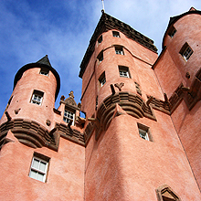 Castles and Country Houses - Craigievar Castle