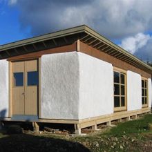 Eco Build - Sunnyside Croft