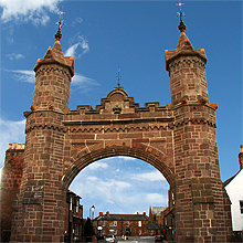 Monuments and Memorials - Fettercairn Arch
