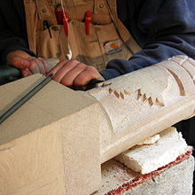 Stone Dressing, Stone Carving and Stone Fixing